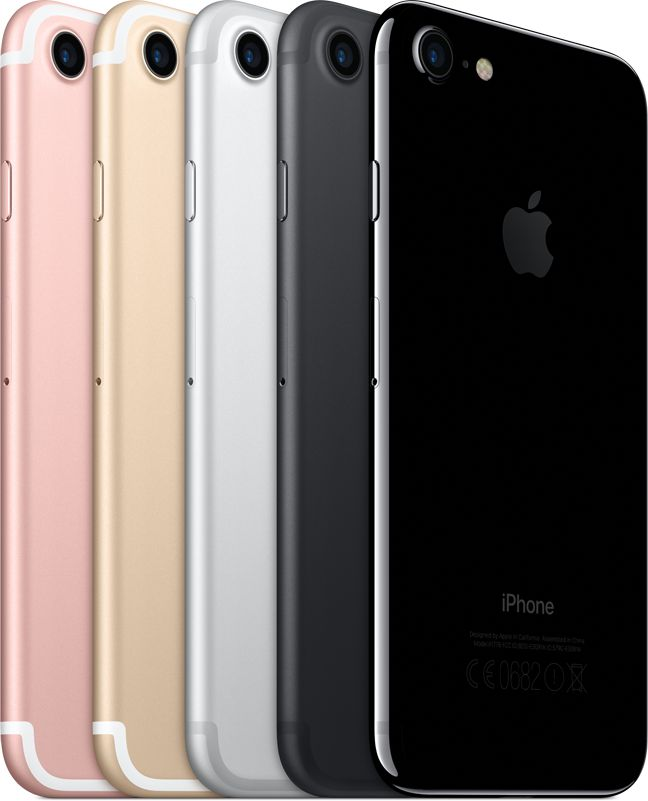 Apple iPhone 7 32 GB Rosegull | Nettbutikk | Telia