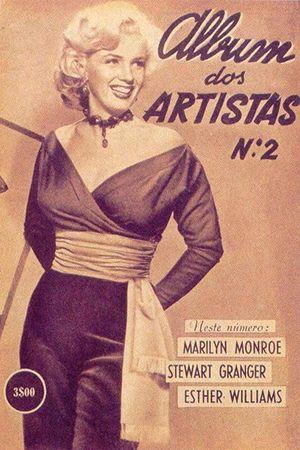 1957: Album dos Artistas (Portugal) magazine cover of Marilyn Monroe  .... #normajeane #vintagemagazine #pinup #iconic #raremagazine #magazinecover #hollywoodactress #monroe #marilyn #1950s