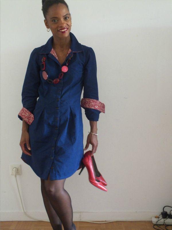 Bruyère version robe