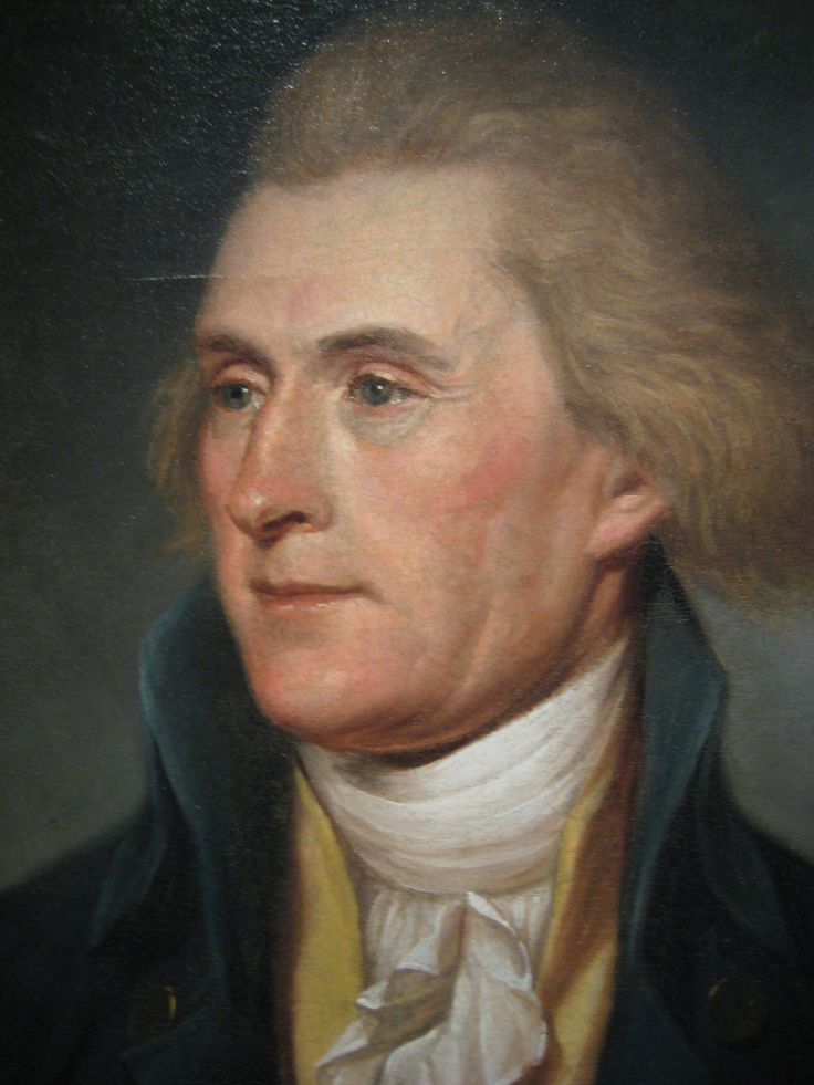 """an introduction to the ideas of two presidents of united states jefferson and madison Introduction when jefferson became the third us president, madison served  as his secretary of state  after two terms in the white house, madison retired to  his virginia plantation, montpelier, with his wife dolley (1768-1849)  madison  was able to present his ideas for an effective government system in his """"virginia."""