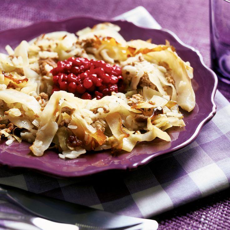 Jauheliha-kaalilaatikko   K-ruoka #kaali