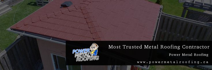 Power Metal Roofing is the most trusted & affordable #metal #roofing #contractor in #Oakville. Specialize in the wide range of metal #roofs, #installation & #repair service at affordable costs. Our expert provides #Armadura metal roof, that comes with 50 years of warranty. For more information, contact us now & get a free quote.