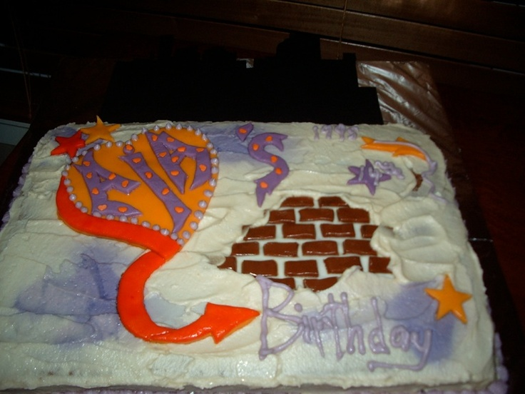 Aia's 15 th birthday cake