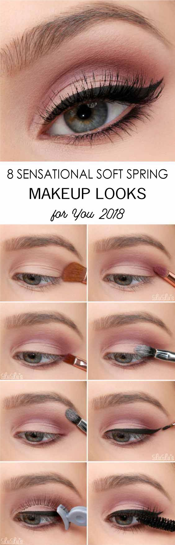 If  you are looking for a soft spring makeup no worry you are in the right  place.  We are here to give you ideas  about all kinds of soft makeup you can pair with the dresses or shoes. You can  get the looks in your summer or spring wedding day or as the brides maid.