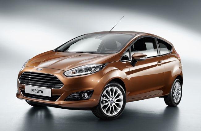 El nuevo Ford Fiesta a la venta a partir del segundo semestre