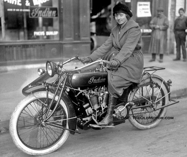 American Machines in France : Indian Motorcycles On the Street, in the ...