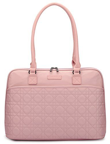 CoolBell 15.6 Inch Laptop Tote Bag Women Handbag Nylon Br... https://www.amazon.com/dp/B01LZVVAQ4/ref=cm_sw_r_pi_dp_x_X4eEyb6KR2ZPT