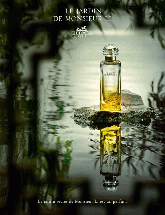 Perfume Shrine: Hermes Le Jardin de Monsieur Li: new fragrance