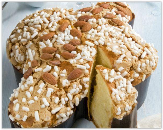 Preparate la colomba gluten free più buona di quella classica!
