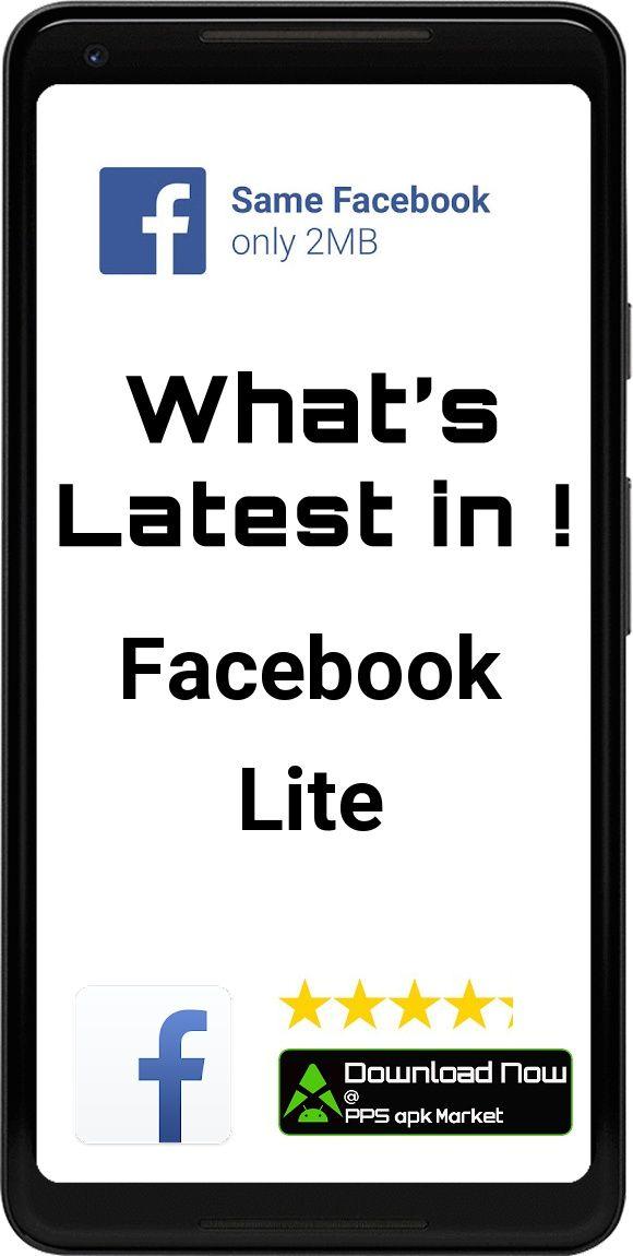 Facebook Lite App Free Offline Download App, Android