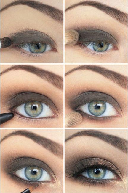 #amwriting Lauren's nighttime eyes Makeup Tutorials For Green Eyes