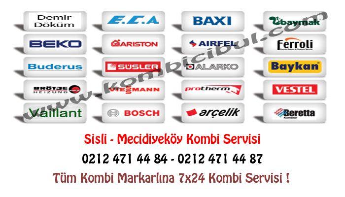 Şişli Mecidiyeköy Kombi Servisi 471 44 84
