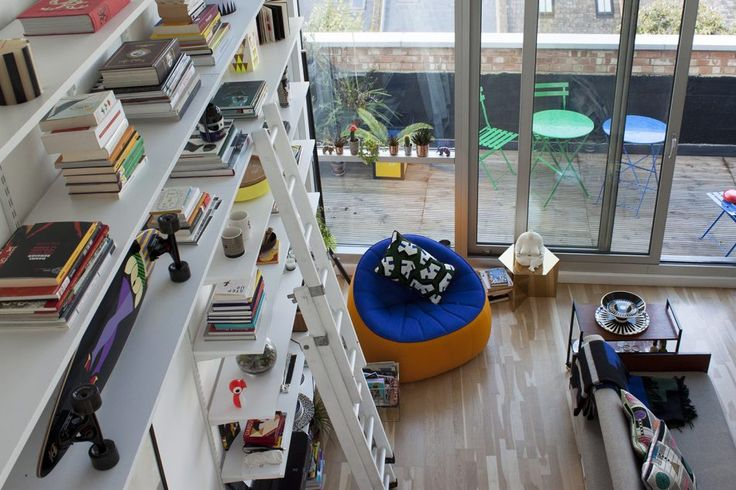 My Modern House: Apartment for an Artist | Journal | The Modern House