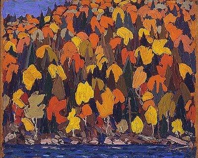 Autumn Foliage - Tom Thompson