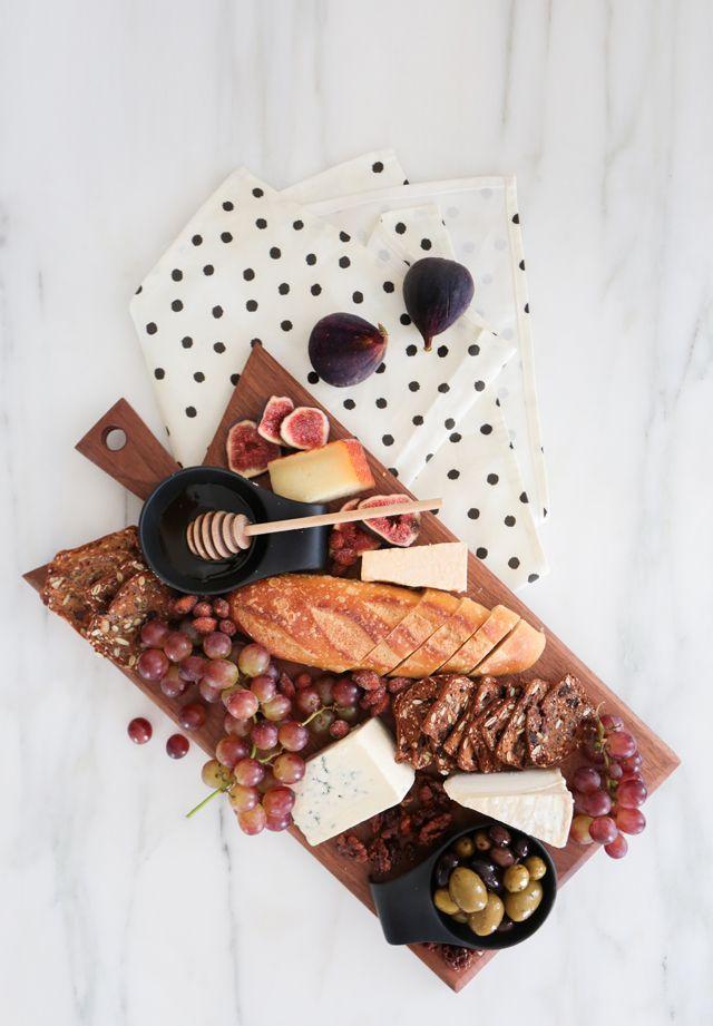 the perfect cheeseboard // sarah sherman samuel