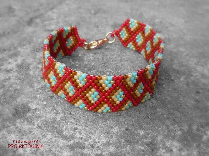#peyote #multicolor #bracelet #handmade #jewelry #tohobeads #beading #rękodzieło #bransoletka #kolorowa #koralikowa https://www.facebook.com/NiezwyklaProjektownia/