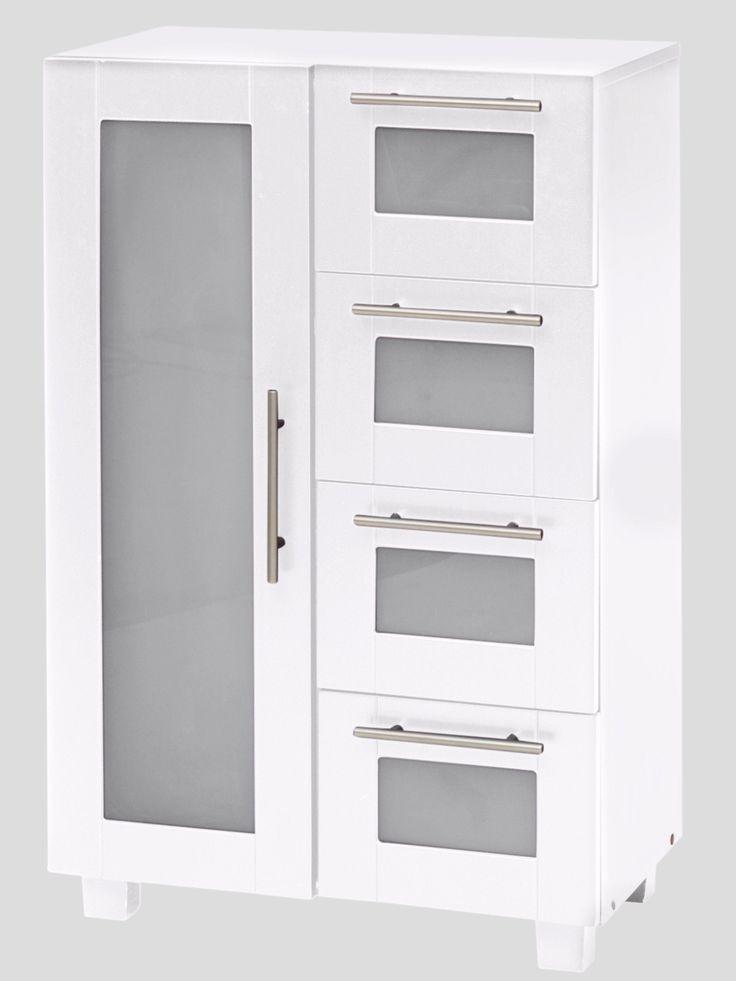 Beistellschrank weiß, heine home Jetzt bestellen unter: https://moebel.ladendirekt.de/wohnzimmer/schraenke/sideboards/?uid=83f408e5-1198-586c-b4db-807ccc3d9e7f&utm_source=pinterest&utm_medium=pin&utm_campaign=boards #schraenke #wohnzimmer #sideboards #beistellschrank