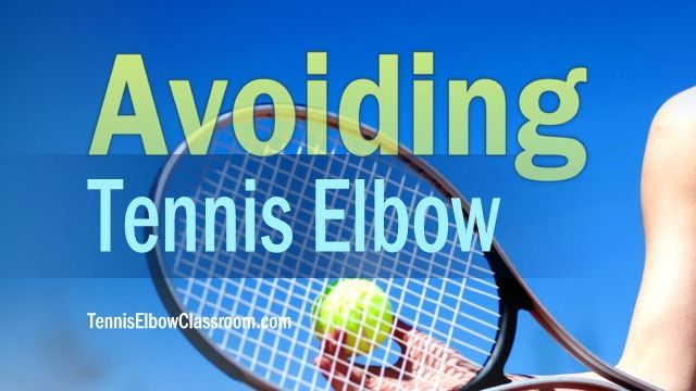 Leif Shiras and Andy Gerst of Tennis Warehouse discuss ways for tennis players to reduce their risks of developing or aggravating a Tennis Elbow injury, including racket choices, string types and grip sizes. - https://tenniselbowclassroom.com/news/tennis-pro-on-avoiding-tennis-elbow/ - #TennisElbow