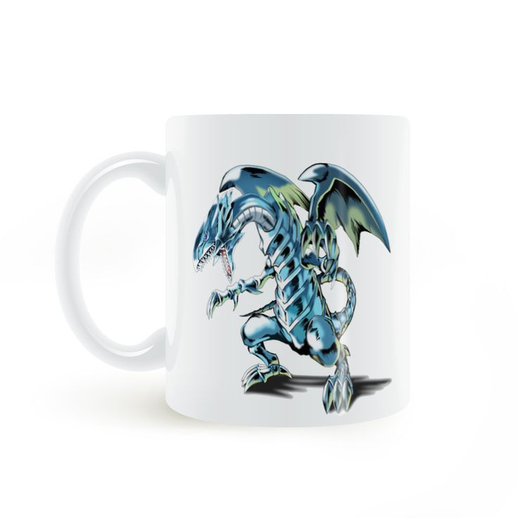 Find More Mugs Information about Blue Eyes White Dragon Duel Monsters YuGiOh Game Anime Mug Coffee Milk Ceramic  Creative DIY Gifts Home Decor Mugs 11oz T276,High Quality decorative mugs,China anime mug Suppliers, Cheap mug coffee from Double Seven Store on Aliexpress.com