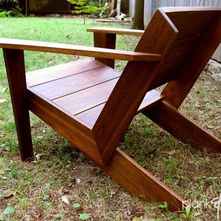 Modarondack - Modern Adirondack Chair