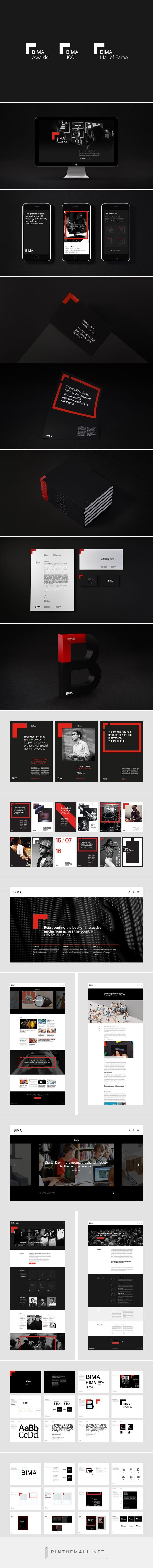 British Interactive Media Association on Behance... - a grouped images picture - Pin Them All