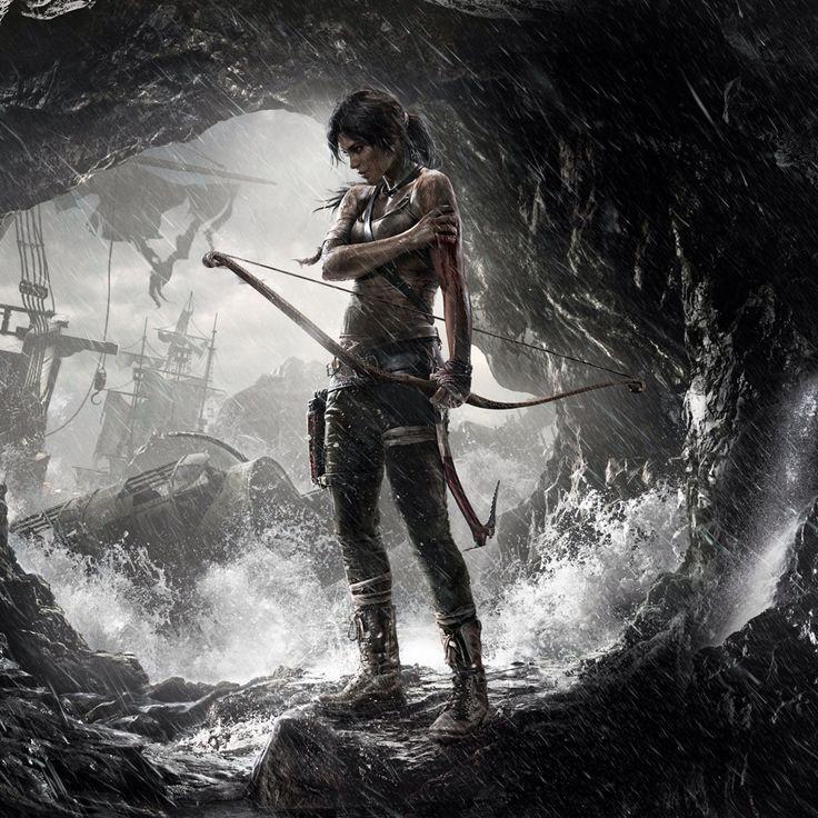 Tomb Rider Wallpaper: 8 Best Tomb Raider Images On Pinterest