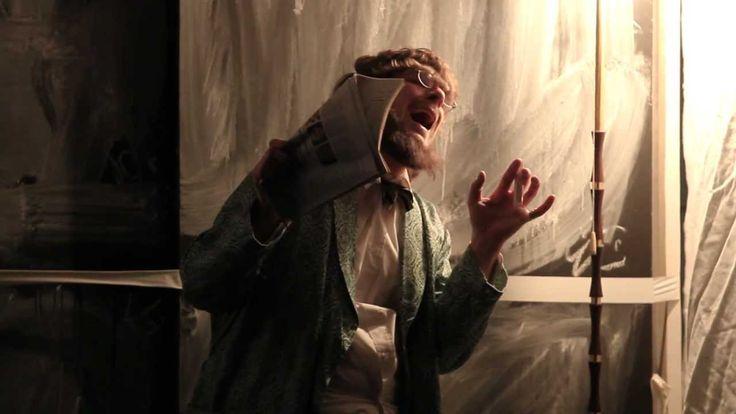 I.PROBENTRAILER - Die Ästhetik des Widerstands - Schauspiel Essen (Spielzeit 2011/2012)  Uraufführung Die Ästhetik des Widerstands nach dem Roman von Peter Weiss für die Bühne bearbeitet von Tilman Neuffer und Thomas Krupa Premiere im Grillo-Theater am 24. Mai 2012  Filmproduktion Siegersbusch Wuppertal 2012  From: SchauspielEssen  #Theaterkompass #TV #Video #Vorschau #Trailer #Theater #Theatre #Schauspiel #Clips #Trailershow