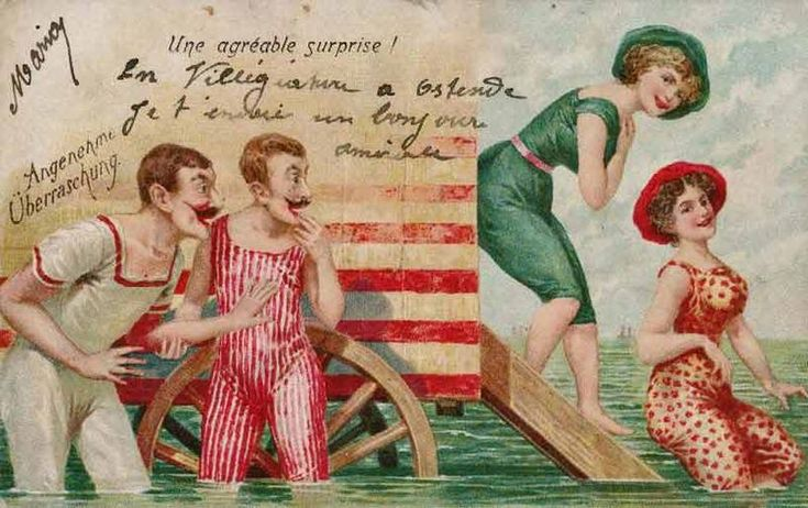 vintage summer postcards - Bing Images   Imágenes para ...