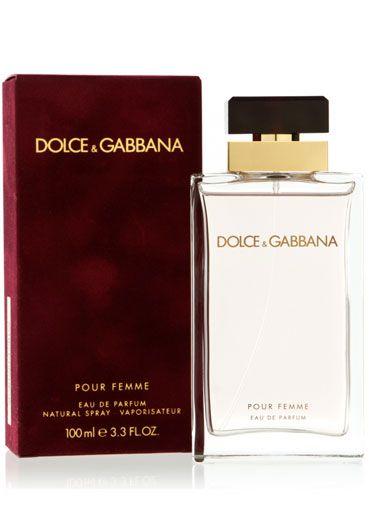Pour Femme de Dolce & Gabbana - Tienda de regalos, perfumes para mujer, lociones para hombre, joyería - turegalomejor.com