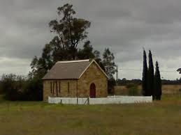 Tomago House | National Trust The chappel.