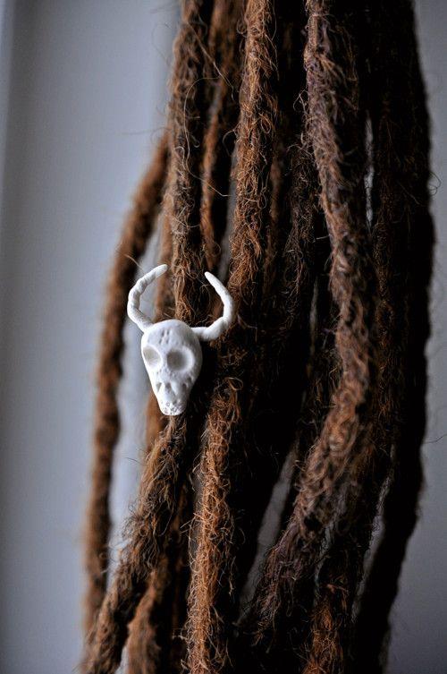 Antlers I. - korálek do dreadů