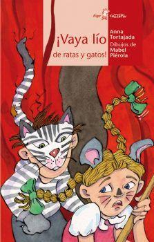 Había una vez una Ratita que barría la escalera… Había una vez un Gato con Botas… Había una vez una villa llamada Hamelín que sufría una plaga de ratas… ¿Os podéis creer que la Ratita era una superviviente de Hamelín? ¿Os podéis creer que quien se va a casar con la ratita es el Gato con Botas? ¡Vaya lío de ratas y gatos!