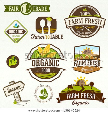 Organic Food by pulsar75, via Shutterstock