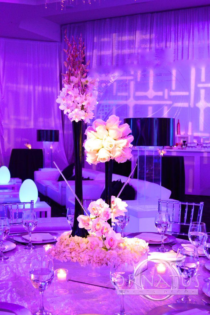 18 best exquisite violet wedding decor images on pinterest decor ornatus events productions ornatus events passion for decor wedding decor ideas flowers miami weddings miami events wedding style jewish junglespirit Image collections