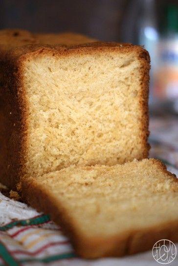 Brioche extra-moelleuse à la machine à pain