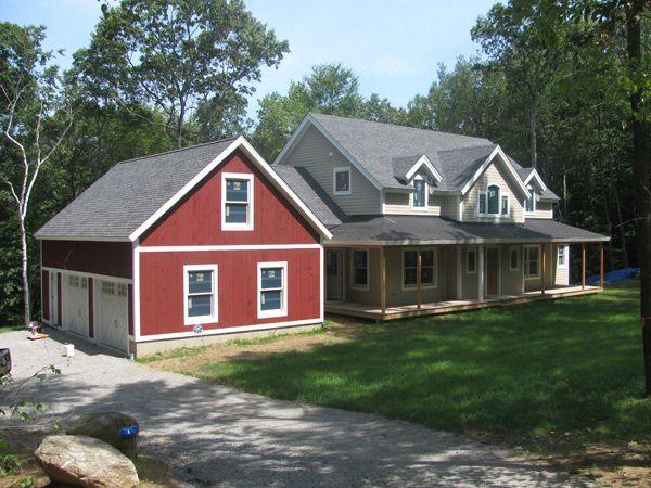 Timber Frame - Post & Beam - Kit Homes - Kit Houses - Self Build Homes - Barn Building Kits - Timber Frame Plans