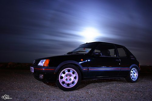 Peugeot 205 GTi 1.9 - that one car that had the biggest impact on my life.