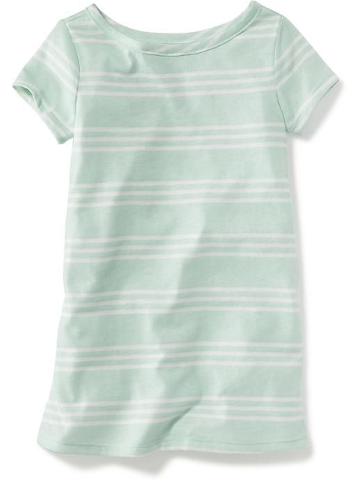 Striped Shift Dress for Baby