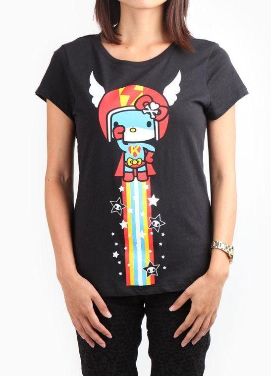 72cff2cfb #HelloKitty t-shirt with heroics | Helloooo Style | Hello kitty, Hello kitty  clothes, Kitty