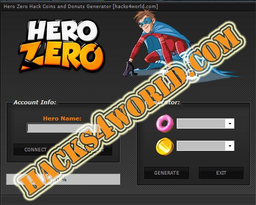Hero Zero Hack working download from: http://hacks4world.com/hero-zero-hack/  or visit FP: https://www.facebook.com/pages/Hero-Zero-Hack-Donuts-and-Coins-Generator/730183430359718   Functions Hack: Coins generator Donuts generator   Hero Zero Hack download from: http://hacks4world.com/hero-zero-hack/