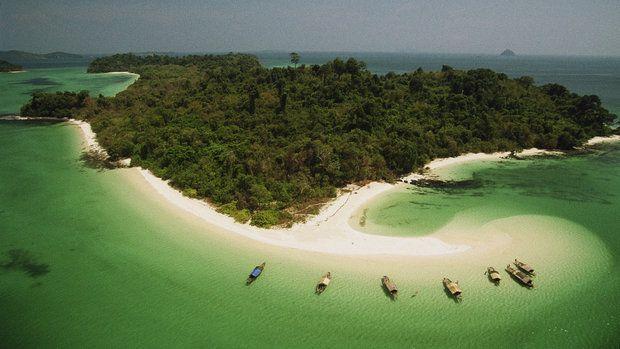 Arquipélago de Mergui, Myanmar