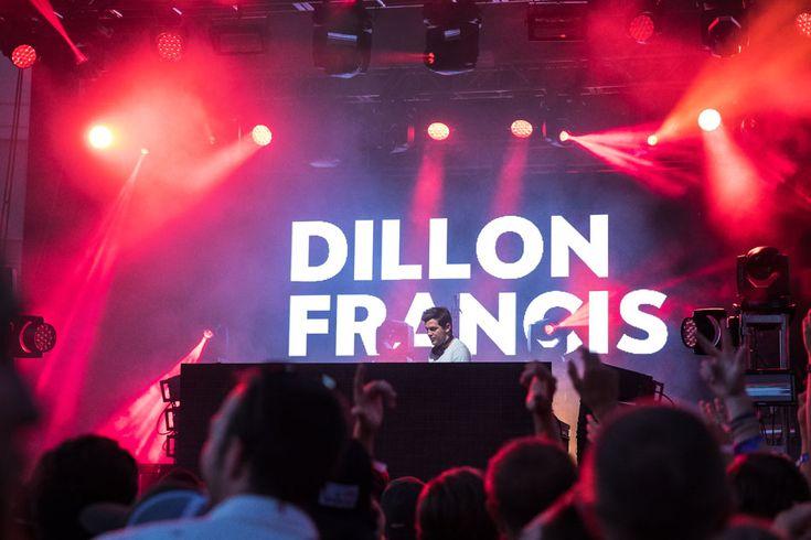 Dillon Francis at Denver's Westword Music Showcase 2016