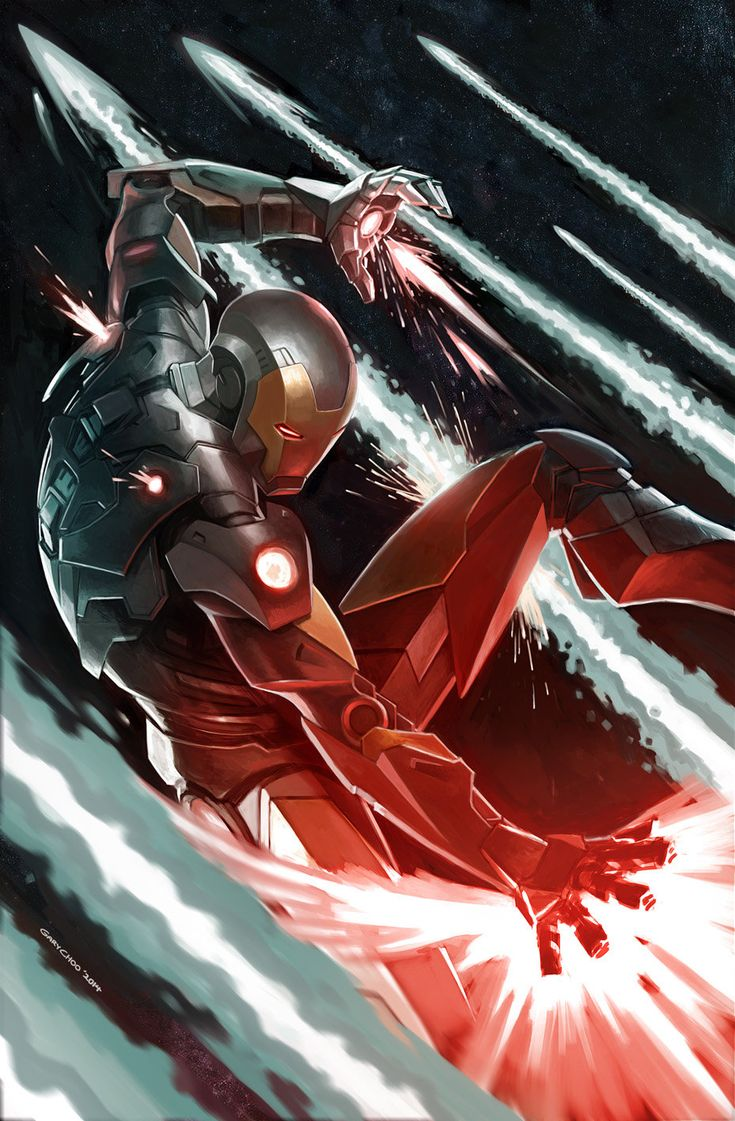 Iron Man Special #1, Gary Choo on ArtStation at http://www.artstation.com/artwork/iron-man-special-1
