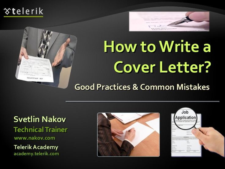 25+ unieke ideeën over Writing a cover letter op Pinterest - guide to writing a cover letter