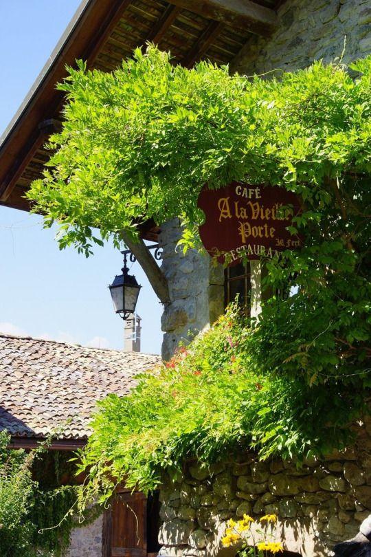 Yvoire, Haute Savoie, France