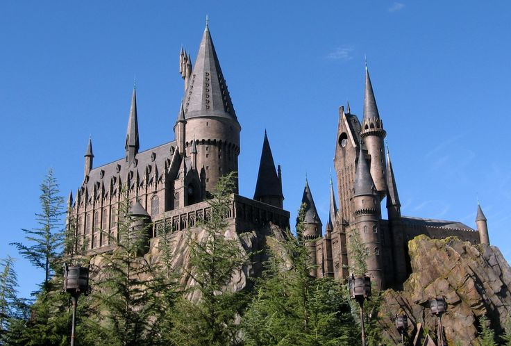 Study at Hogwarts or visit the Wizarding World of Harry Potter at Universal. Mostly the first one but the other will do just fine :)