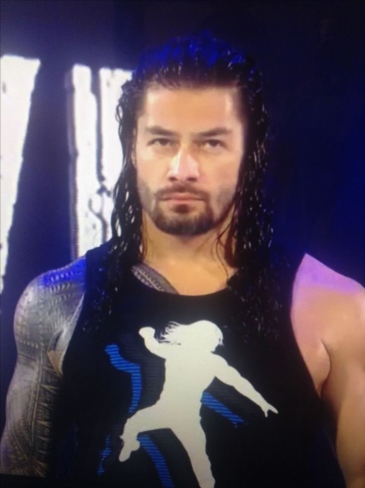 Roman on #RAW lastnight