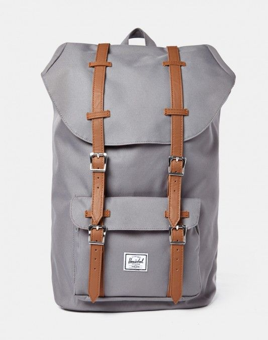 Herschel Little America Backpack Grey - BLACK FRIDAY SALE NOW ON!!!