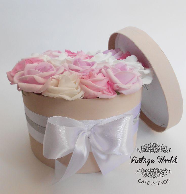 #rózsadoboz #rózsa #rose #rose box #wedding