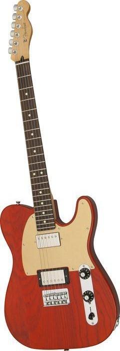 Sunset Orange Fender Telecaster